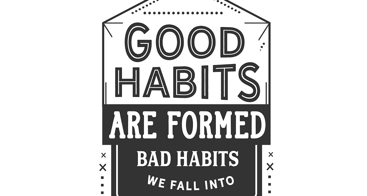 Ways To Develop New Habits To Repair Bad Credit