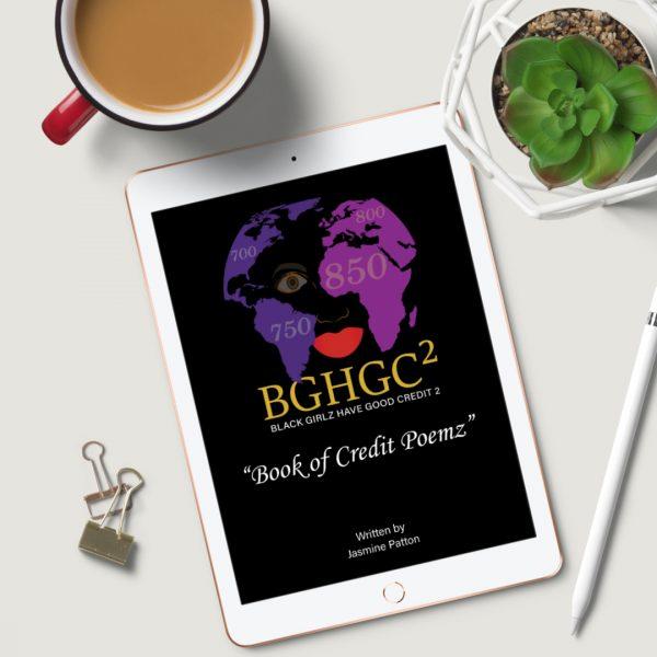 BGHGC2 Book of Credit Poemz - Kindle eBook